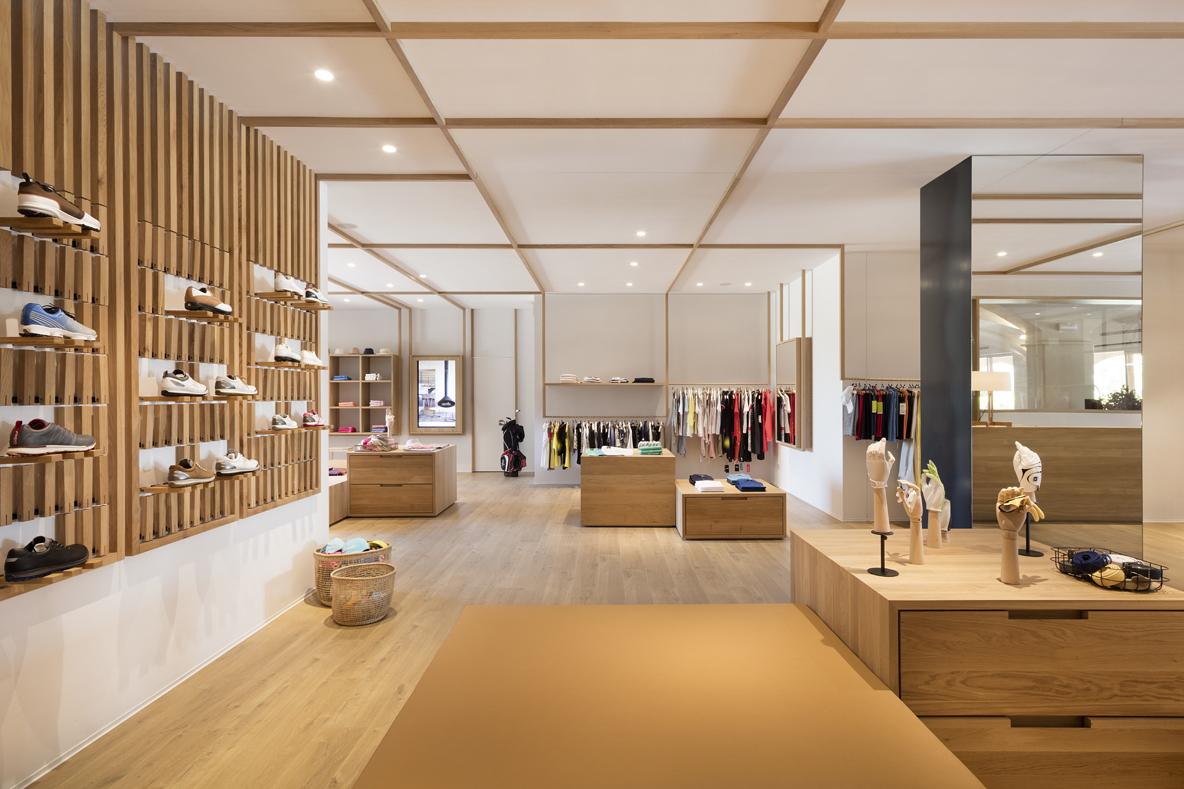 stores Club de Golf Peralada Girona