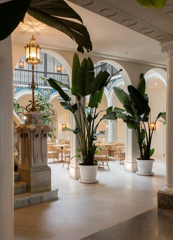 hotels H10 Palacio Colomera Cordoba
