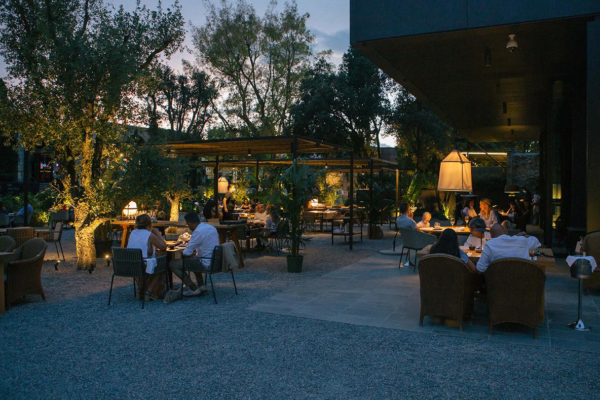 restaurants Shiro by Paco Perez Peralada
