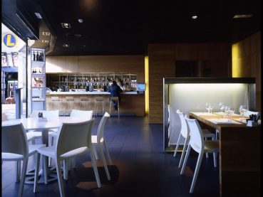 restaurantes 91 Madrid