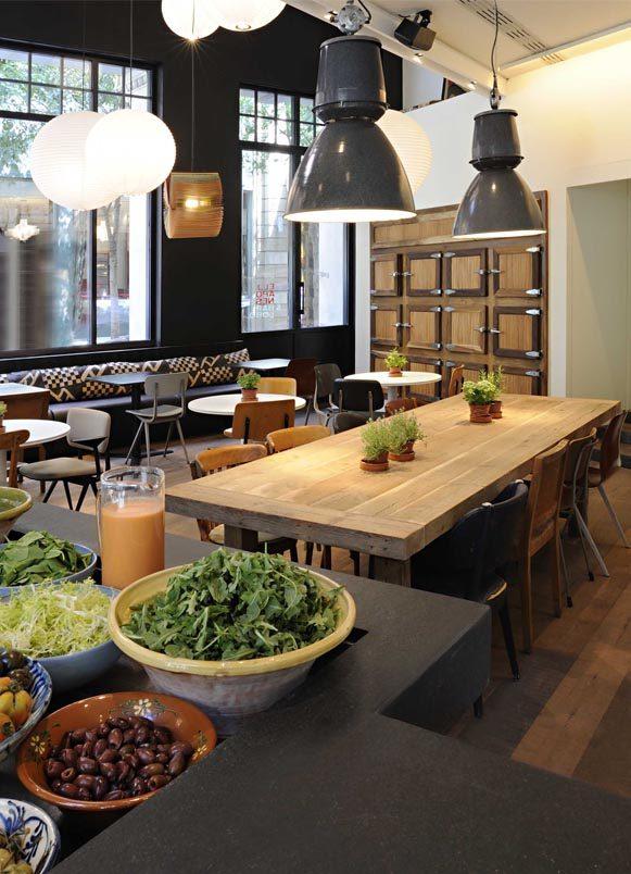 restaurants BAR LOBO Barcelona