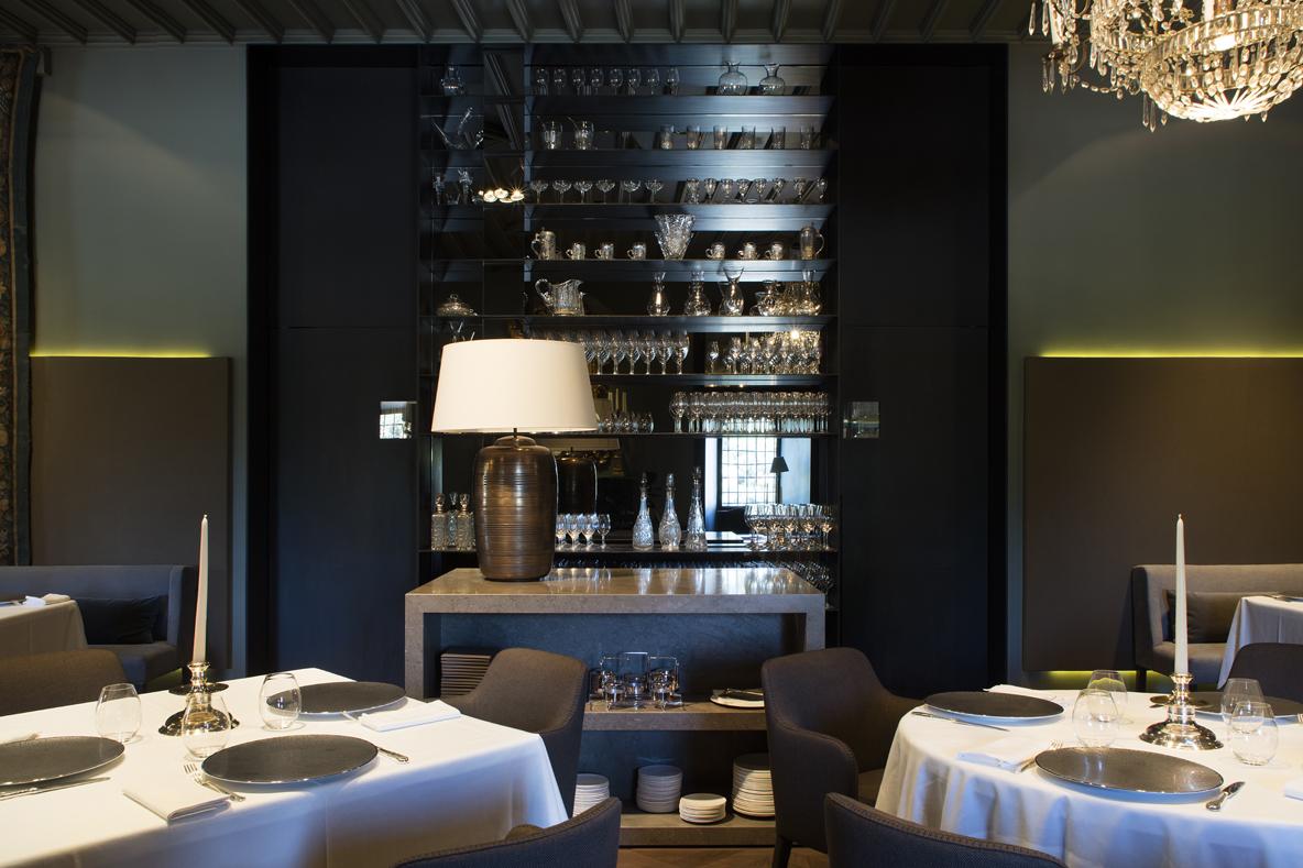 restaurantes Castell Peralada Restaurant Girona