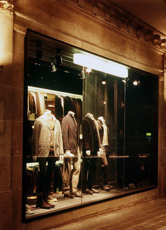 tiendas Gonzalo Comella Barcelona