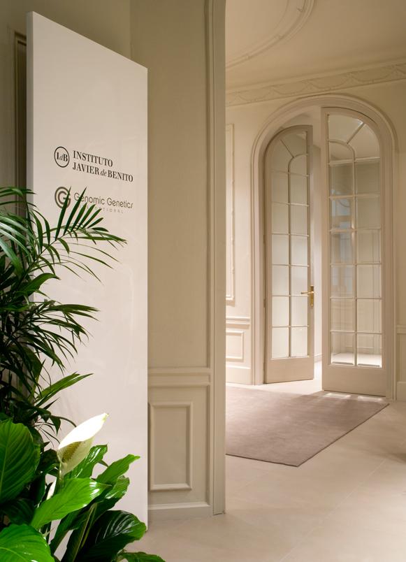 offices Instituto Javier de Benito Barcelona