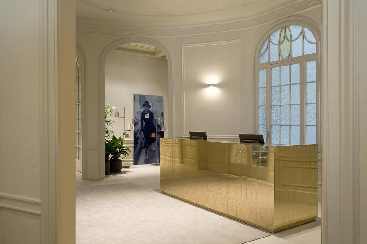 oficinas Instituto Javier de Benito Barcelona