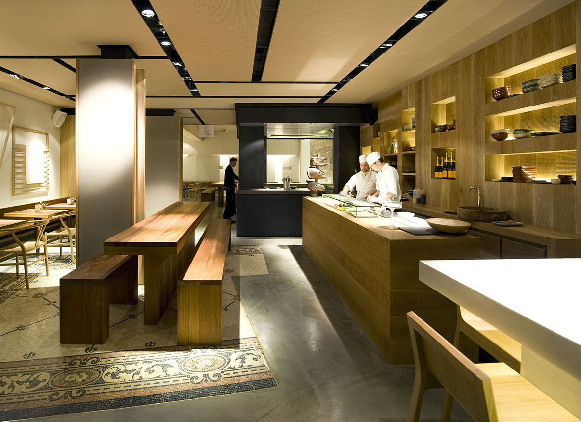 restaurants EL JAPONES Barcelona
