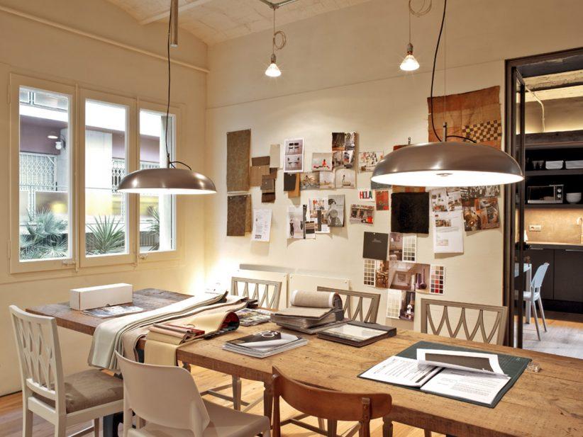 oficinas Estudio Sandra Tarruella Interioristas Barcelona