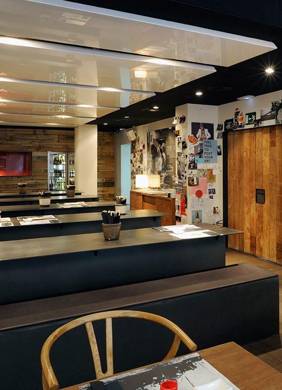 restaurantes Komomoto Barcelona
