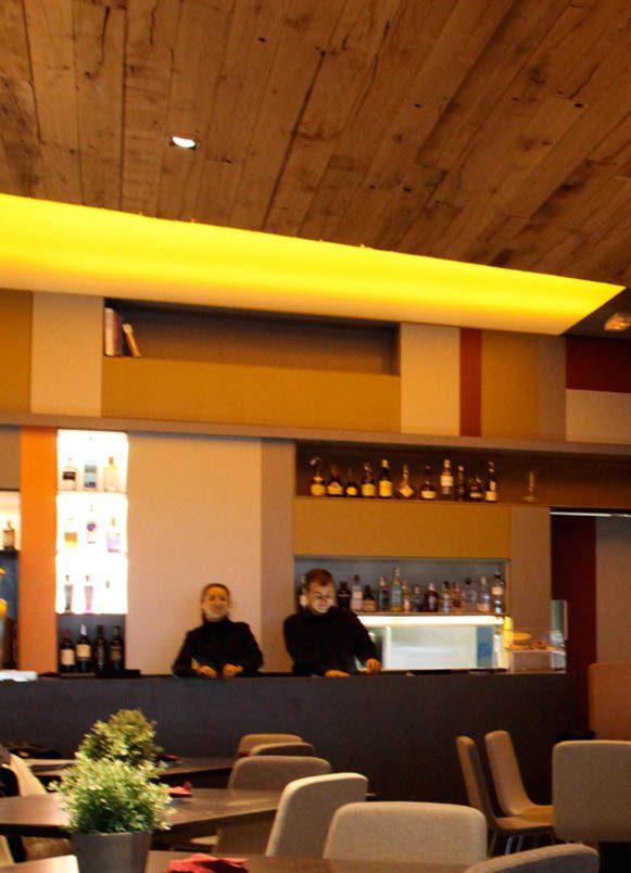 restaurants NHAC Baqueira