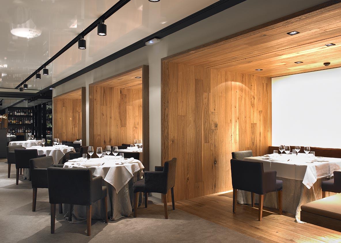 restaurants O'Pazo Madrid