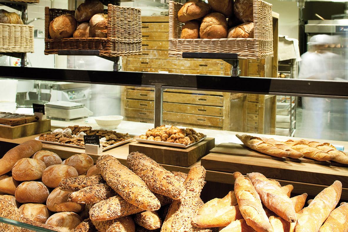 stores L'Obrador Manuel de Falla Barcelona
