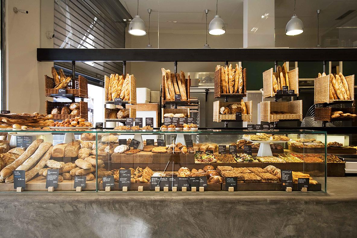 stores L'Obrador Sabadell Barcelona