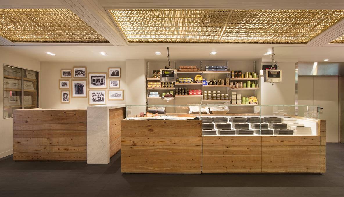 stores La Tienda de Pescaderias Coruñesas Madrid