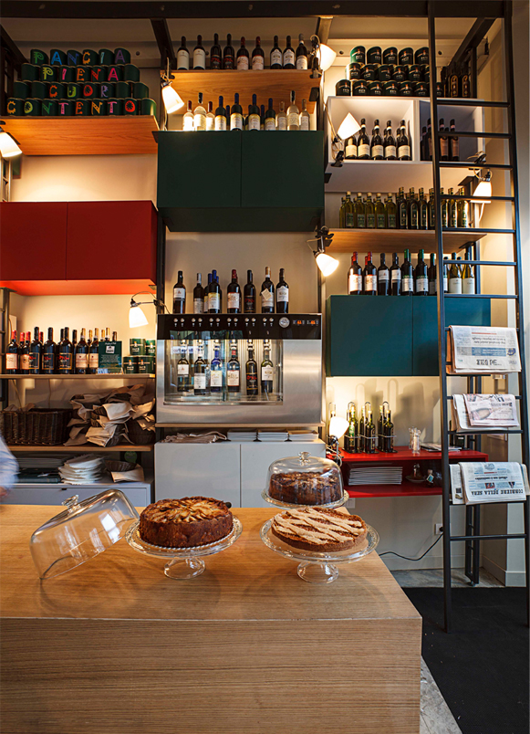 restaurants Panino Giusto Largo Carrobbio Milan