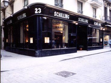 restaurantes Café Schilling Barcelona