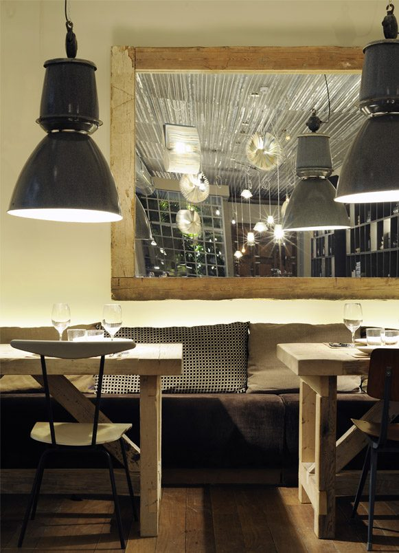 restaurants Bar Tomate Madrid