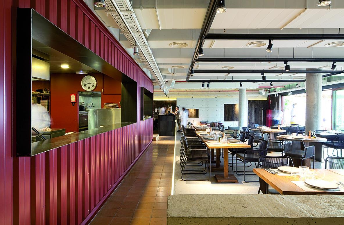 restaurants Pez Vela Chiringuito Barcelona