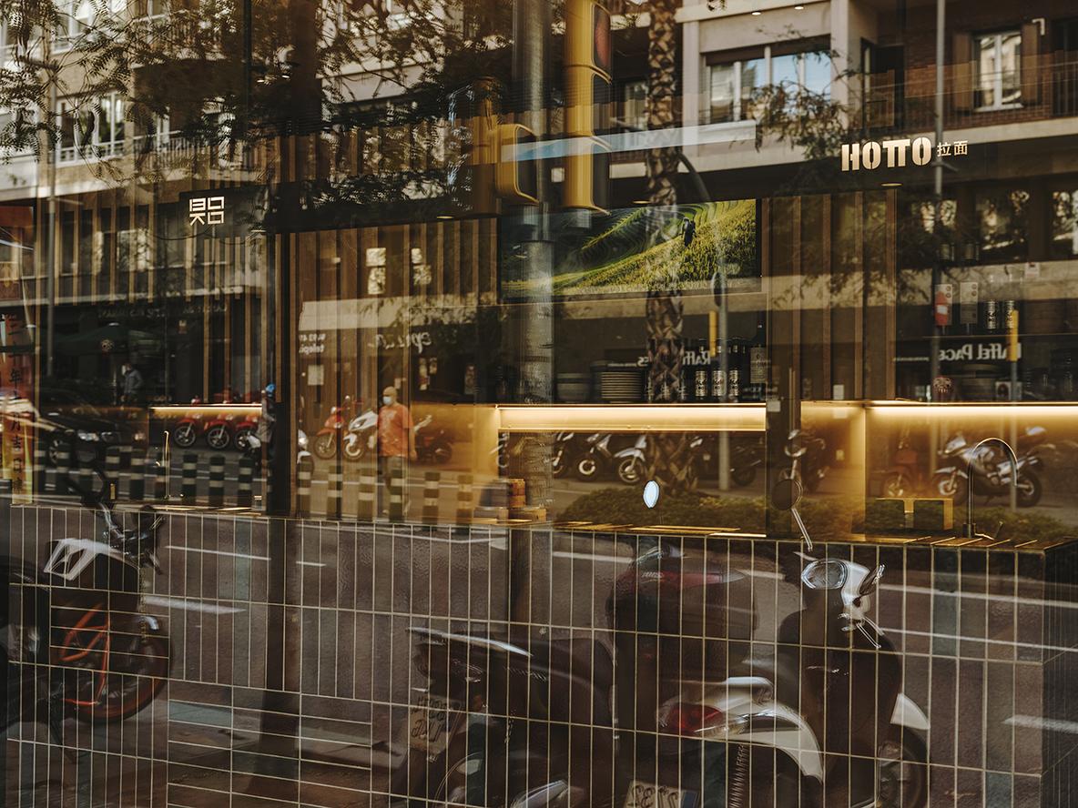 restaurants FreshPerts Barcelona