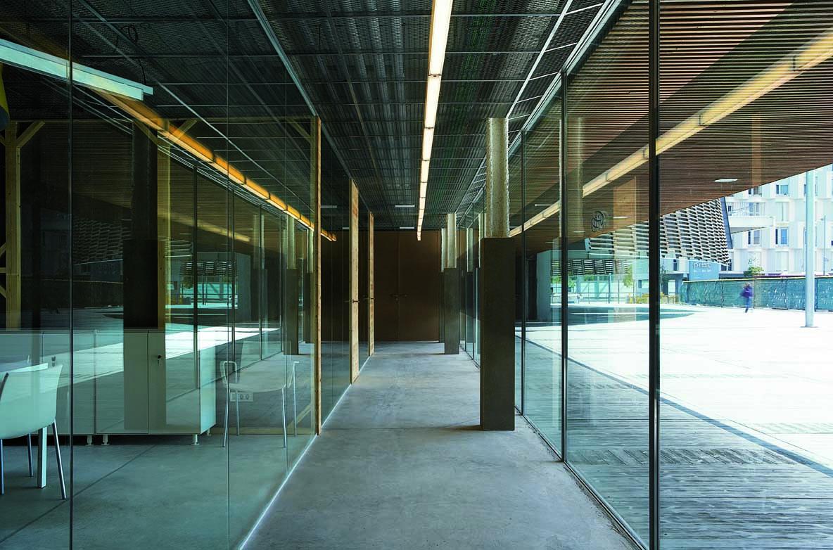 offices Pasqual Maragall Fundacio Barcelona