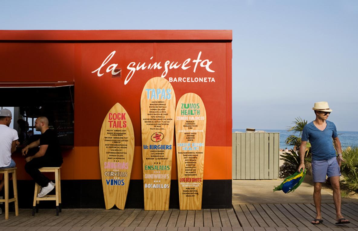 restaurants La Guingueta Barcelona