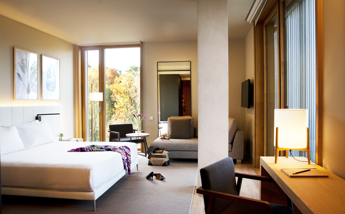 hoteles Arima San Sebastian
