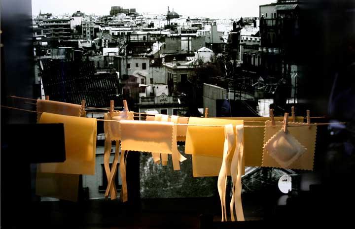ephemeral Escaparate Il Giardinetto Barcelona