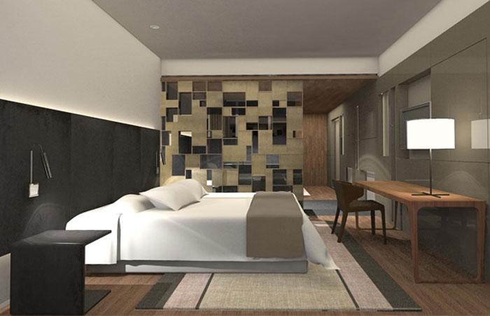 hotels Proyecto. Hotel Grupo Rayet BuenosAires
