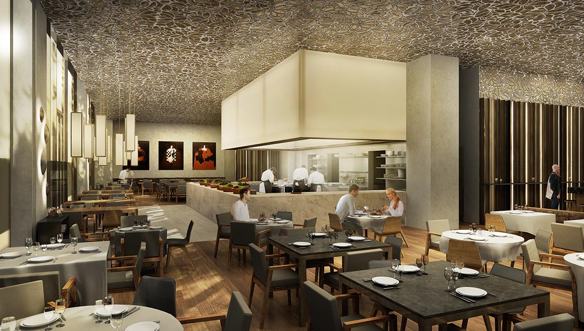 restaurantes LaLuz Dubai