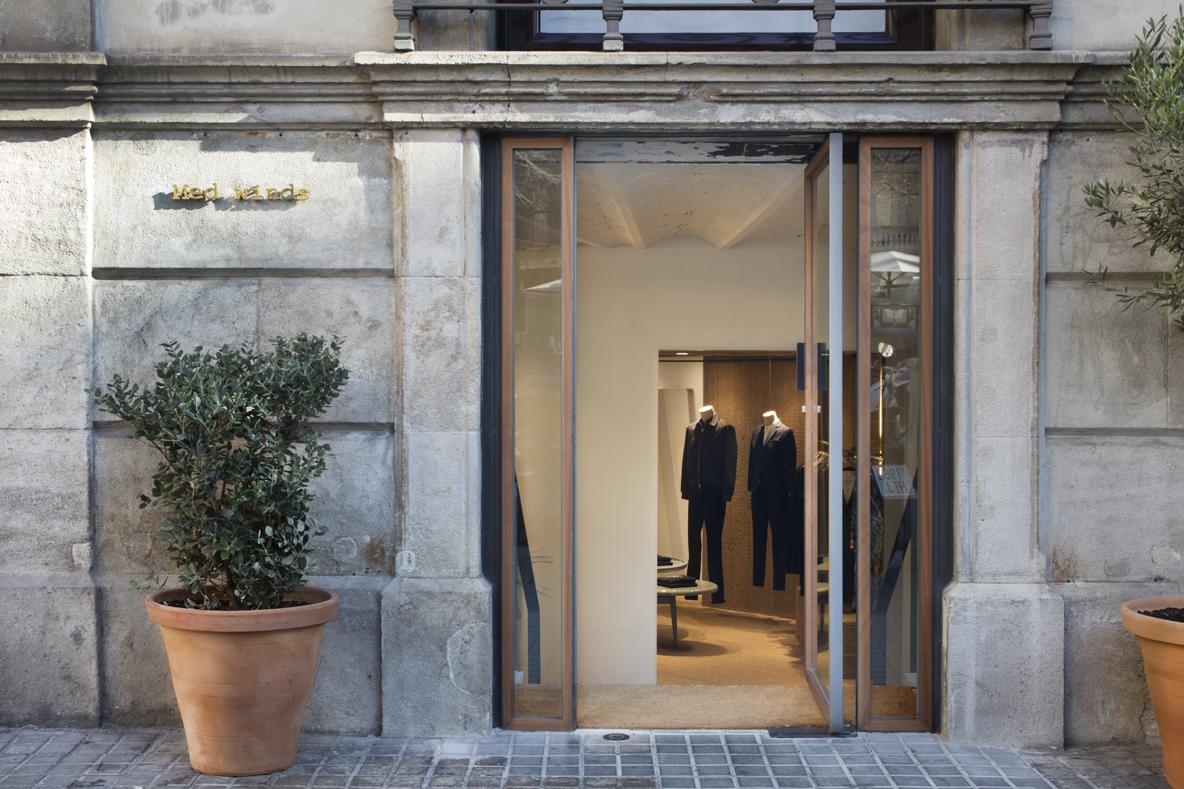 stores Med Winds Barcelona