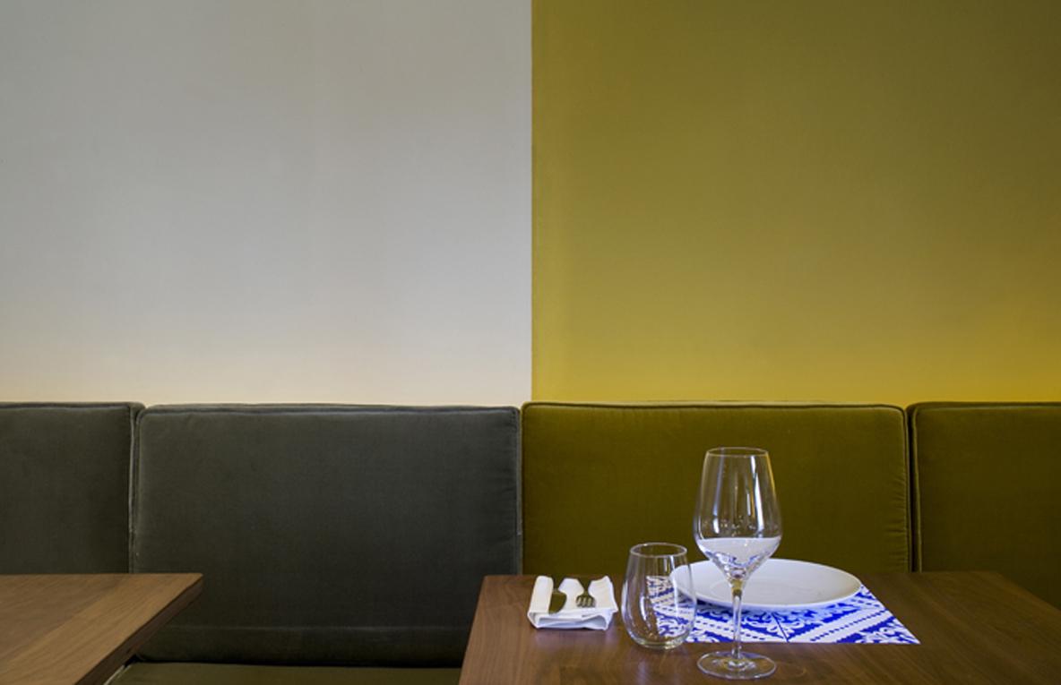 restaurants Notting Hill Kitchen London