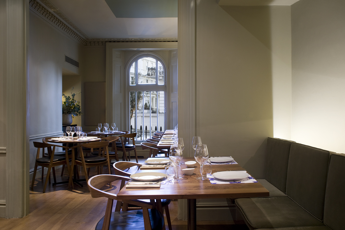 restaurants Notting Hill Kitchen London