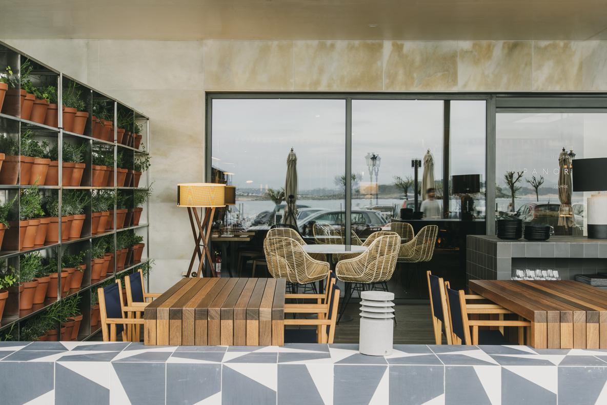 restaurants Panorama Santander