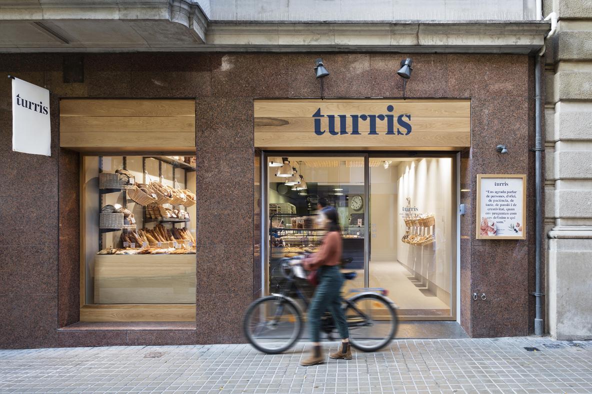 tiendas Turris Calvet Barcelona