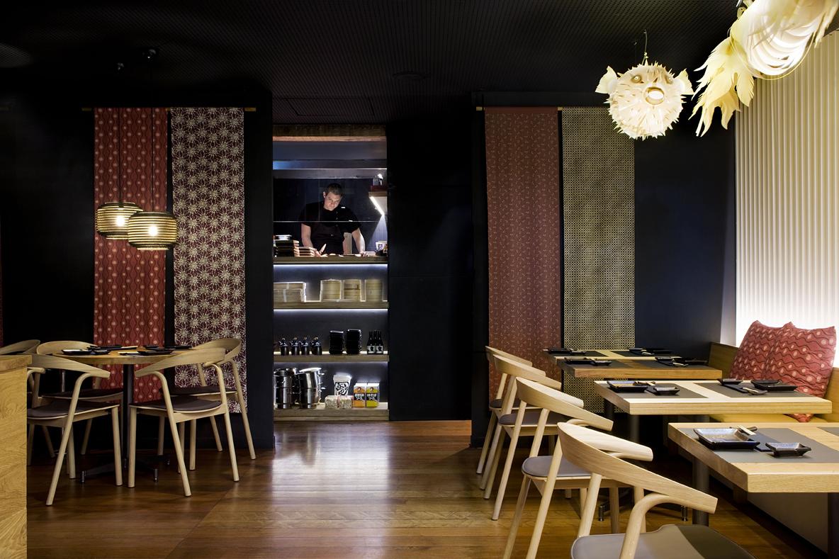 restaurants Taberna Wabi-sabi Valladolid