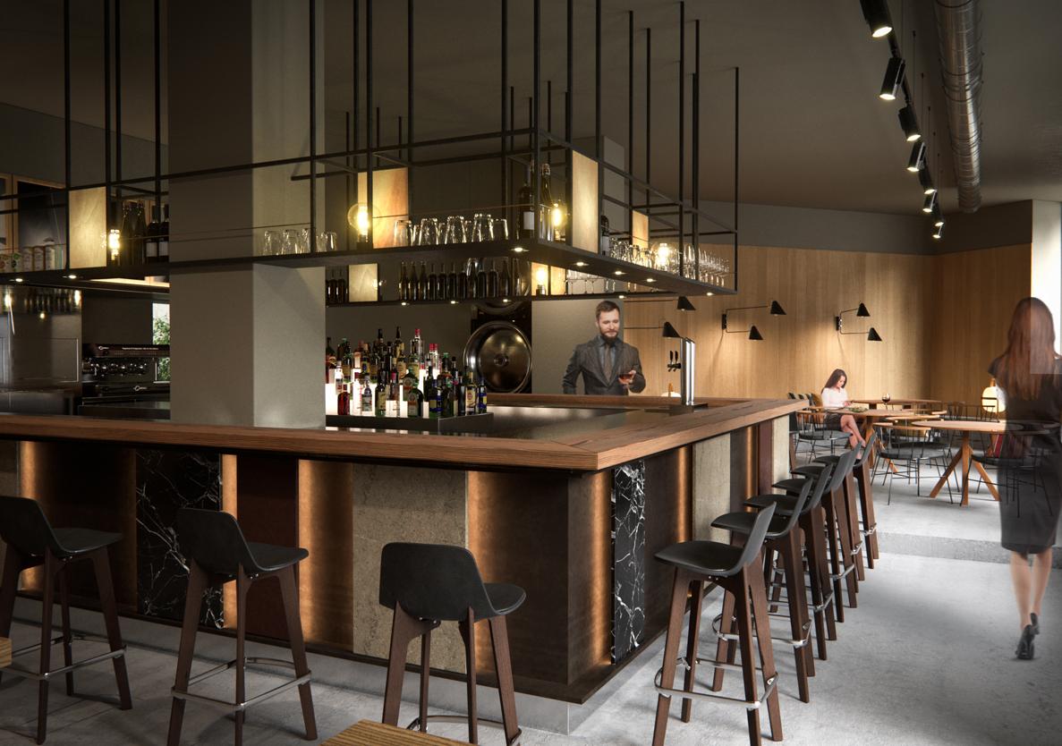 restaurants Garbo Gentlebar Concept Zaragoza