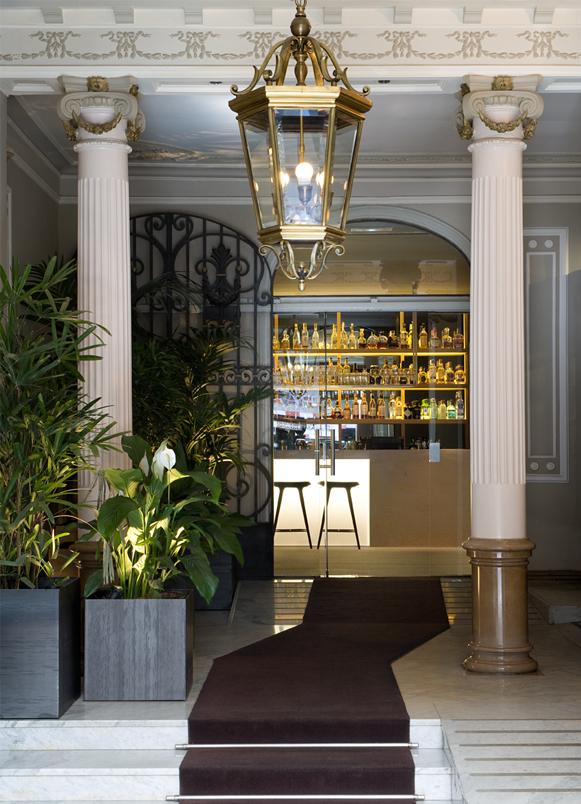 restaurants Restaurante Windsor Barcelona