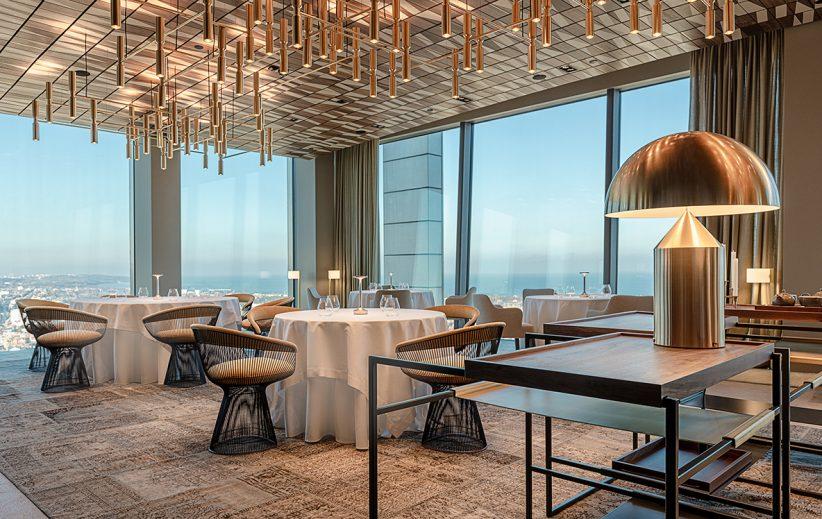 restaurantes Arco by Paco Perez Gdansk