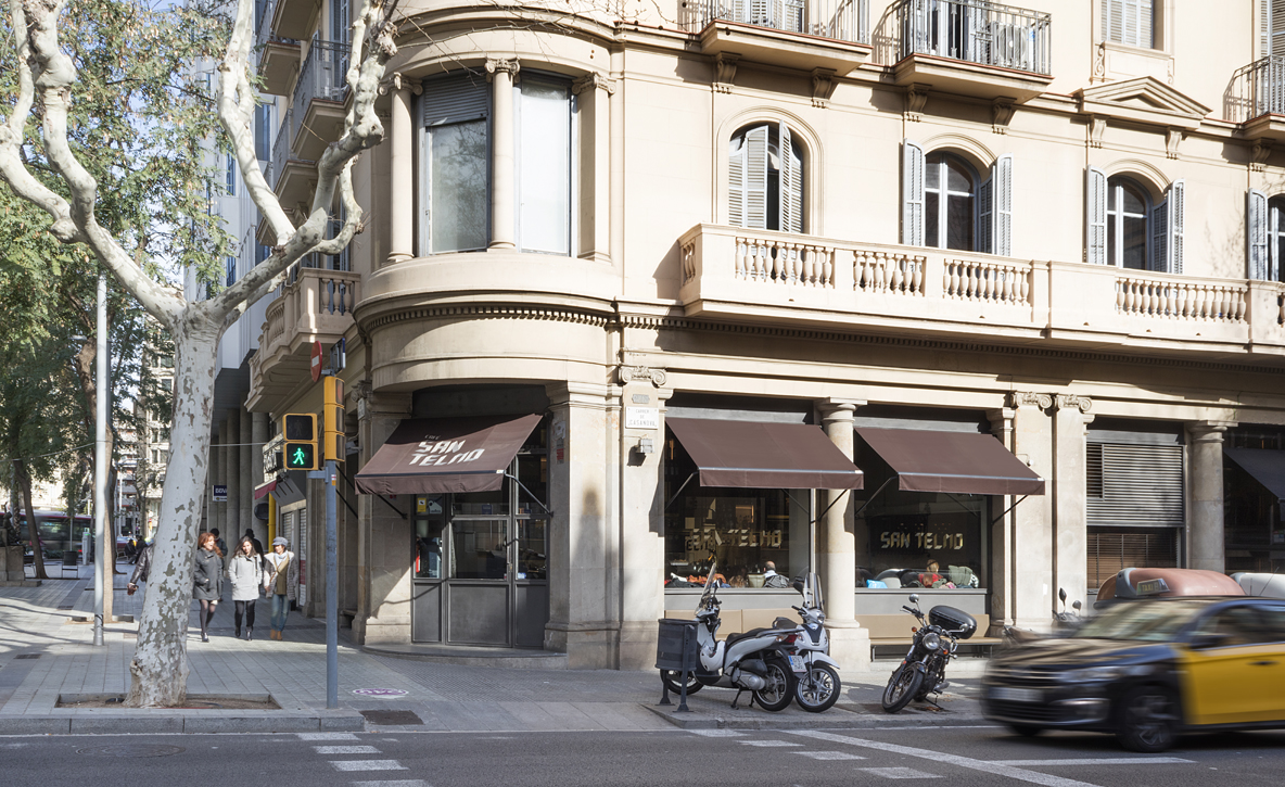 restaurantes San Telmo Barcelona