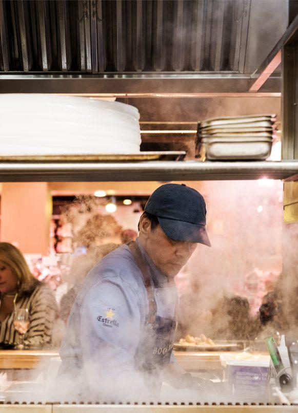 restaurantes Bar Boqueria Barcelona