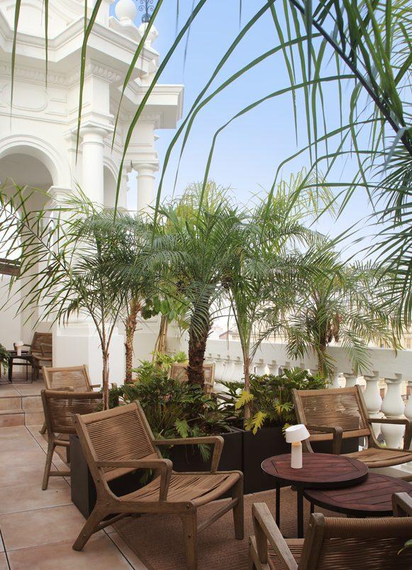hoteles H10 Palacio Colomera Cordoba