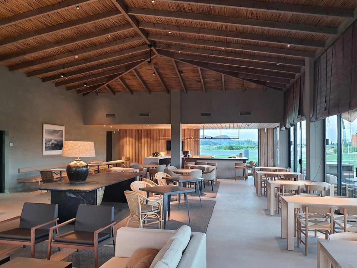 restaurantes Club de Golf Emporda Girona