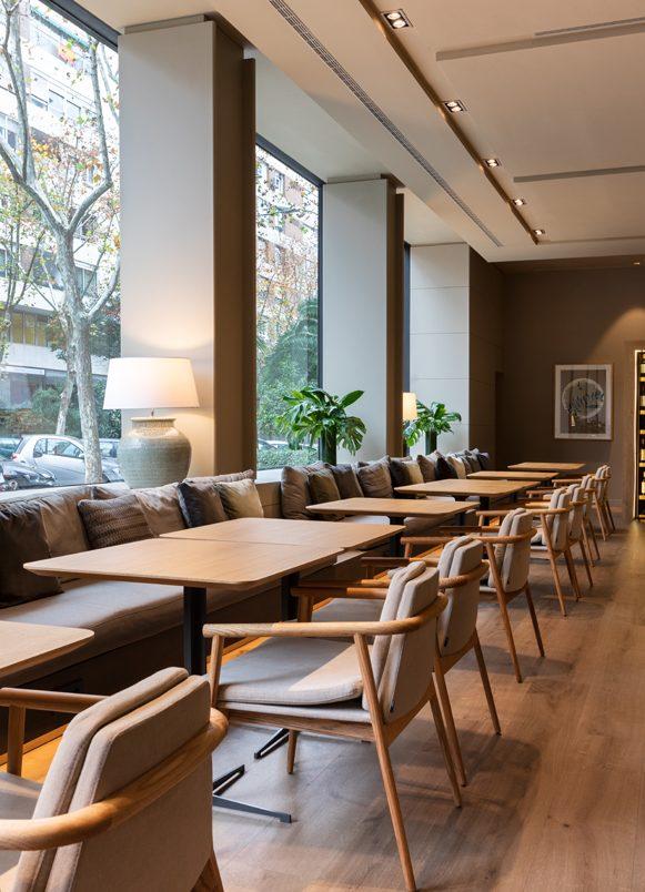 hoteles AC Aitana Madrid
