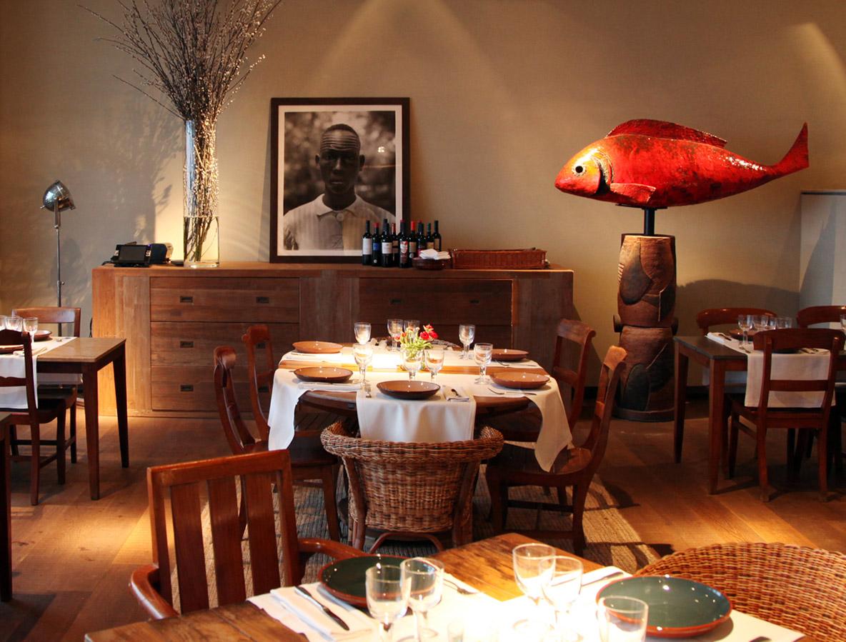 restaurants Reforma Agua Barcelona