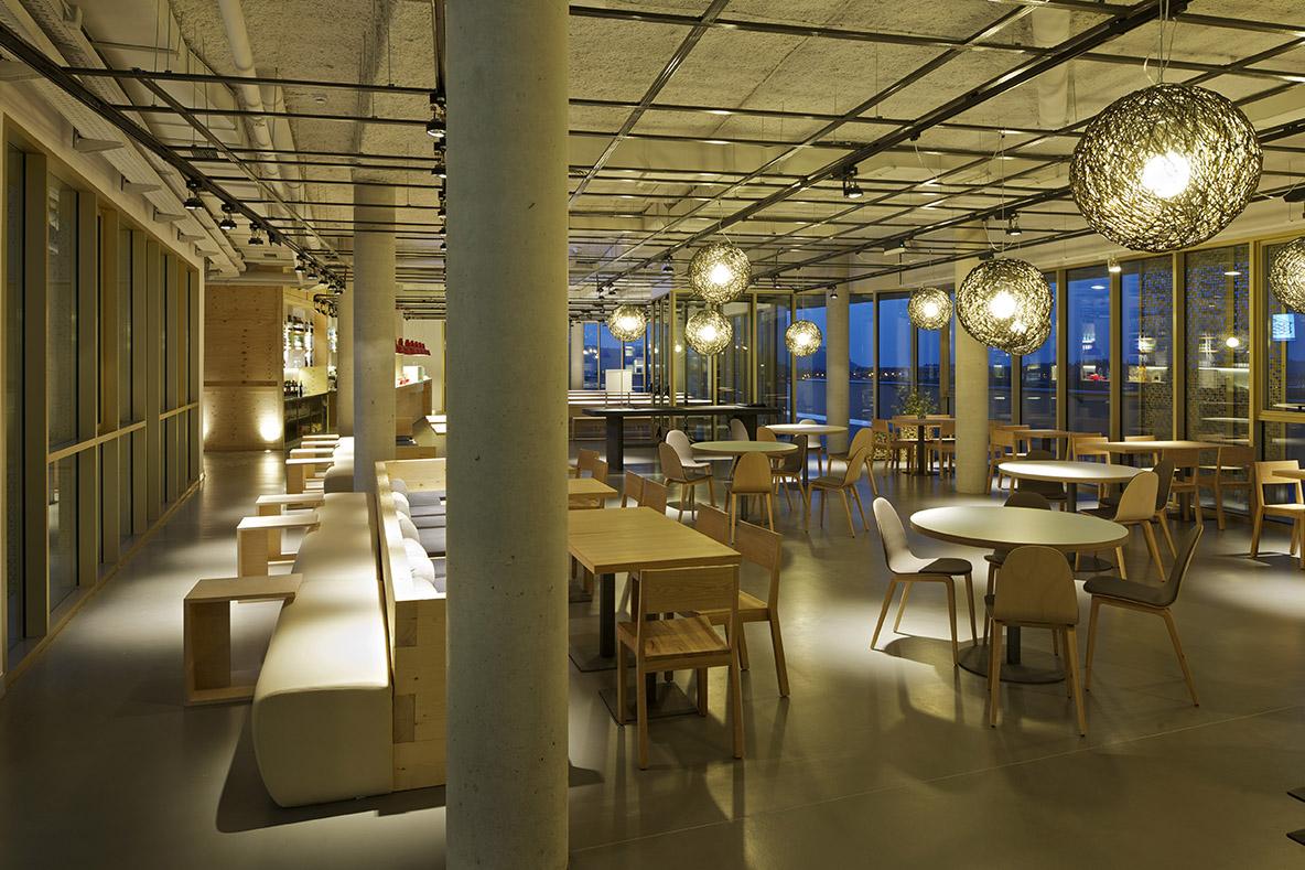 restaurants Basque Culinary Center San Sebastian
