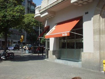 restaurantes Cafe Berlin Barcelona