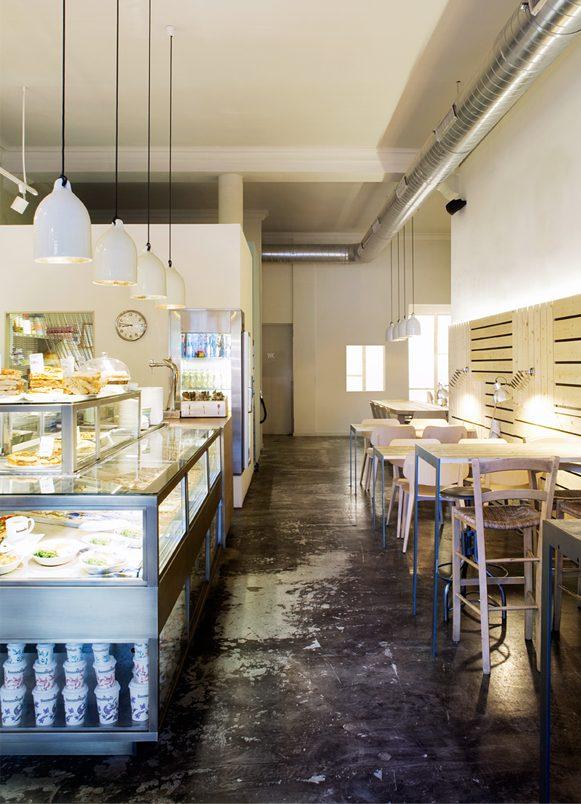 restaurants Buenas Migas Barcelona