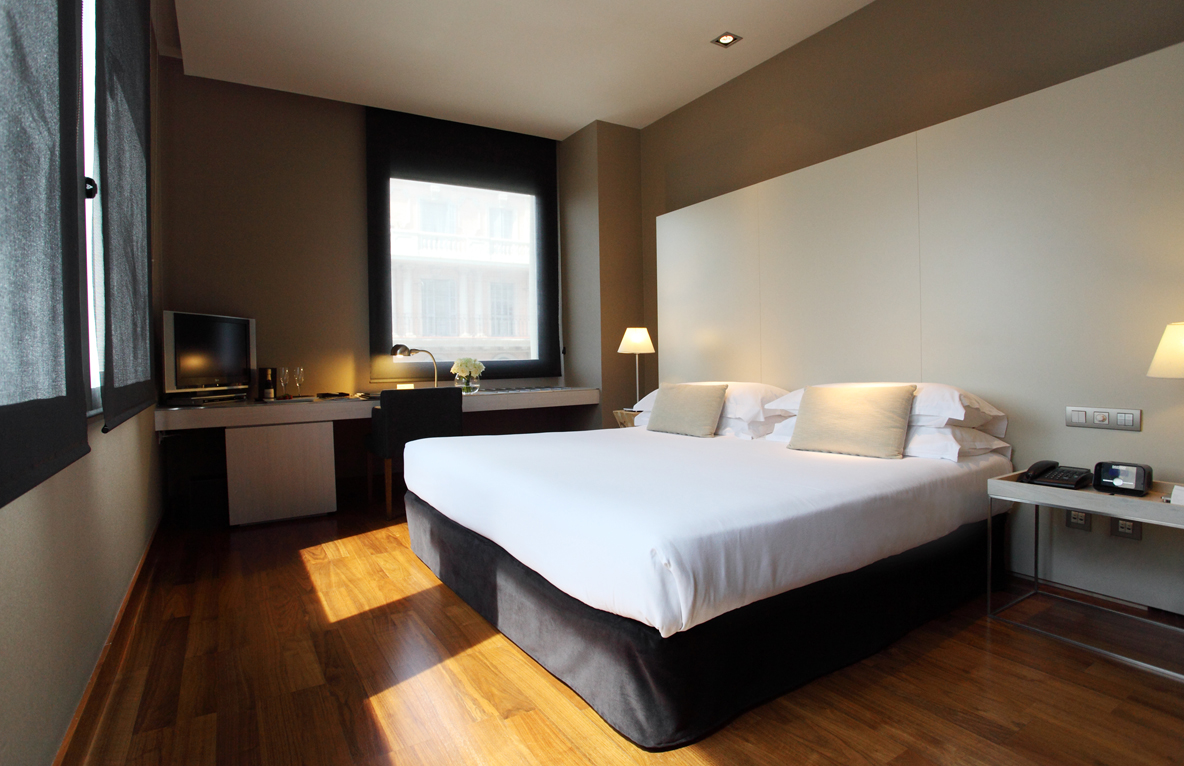 hotels Grand Hotel Central Barcelona
