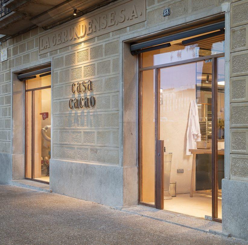 hoteles Casa Cacao Girona