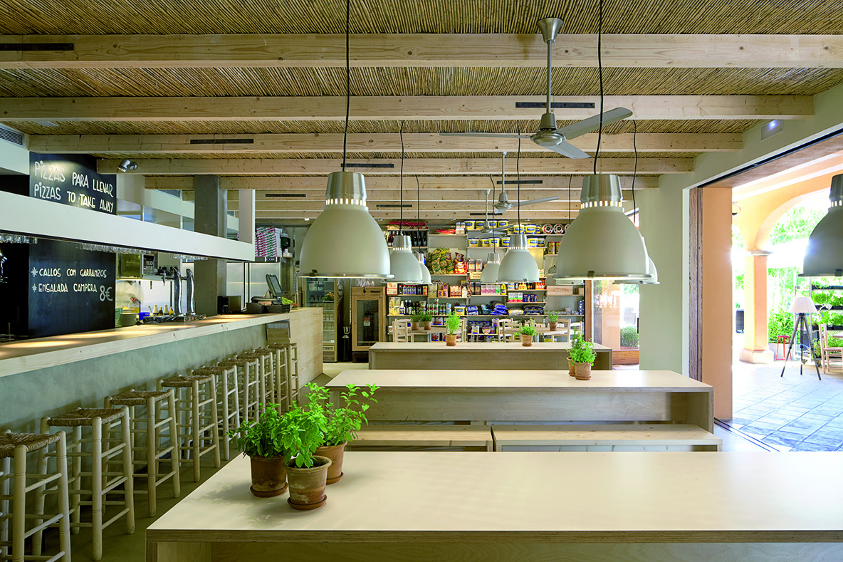 restaurants La Cantina Baleares