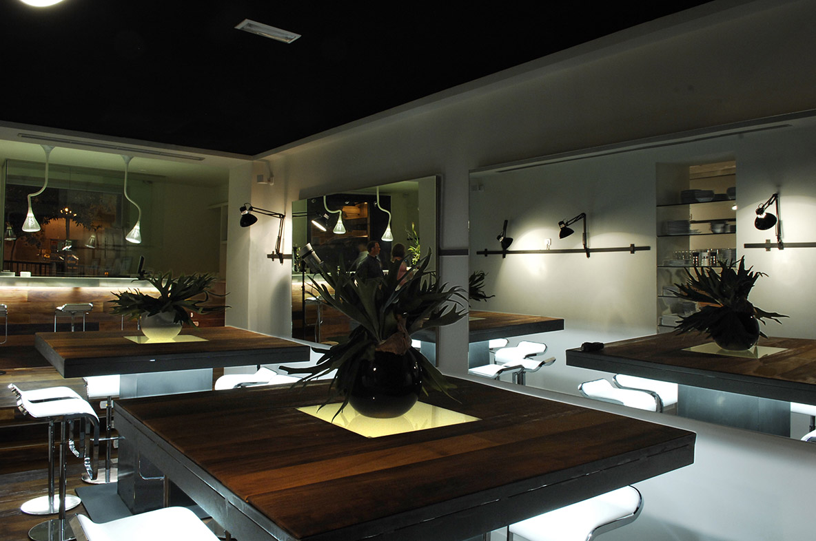 restaurantes LA SAL Madrid